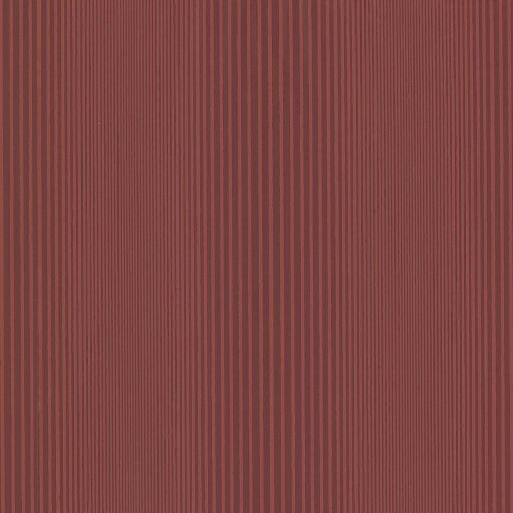 Alpha Red Ombre Stripe Wallpaper
