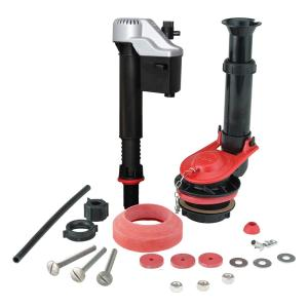 Korky QuietFILL Platinum Complete Universal Toilet Repair Kit by Korky