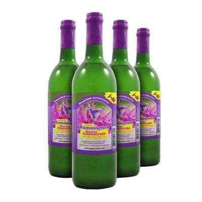 750 ml Sweet-Nectar Premium Concentrated Hummingbird Nectar/Food (4-Pack)