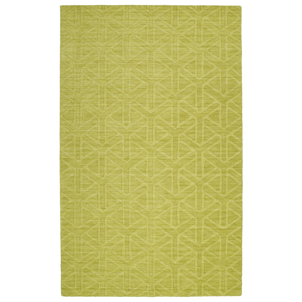 Imprints Modern Wasabi 2 ft. x 3 ft. Area Rug