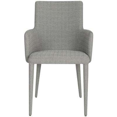 Summerset Grey Linen Arm Chair