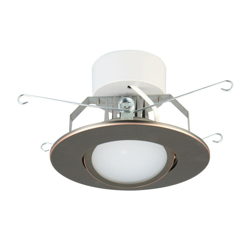 Led Recessed Lighting Lighting The Home Depot