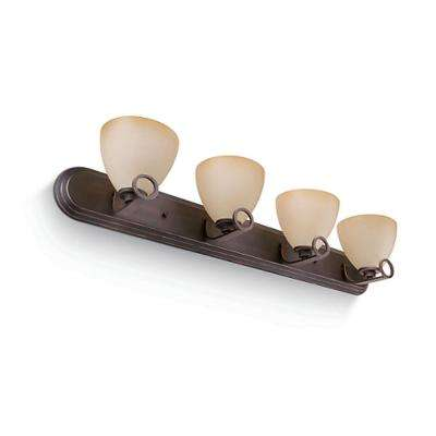 Maurice 4-Light Oiled Bronze Sconce