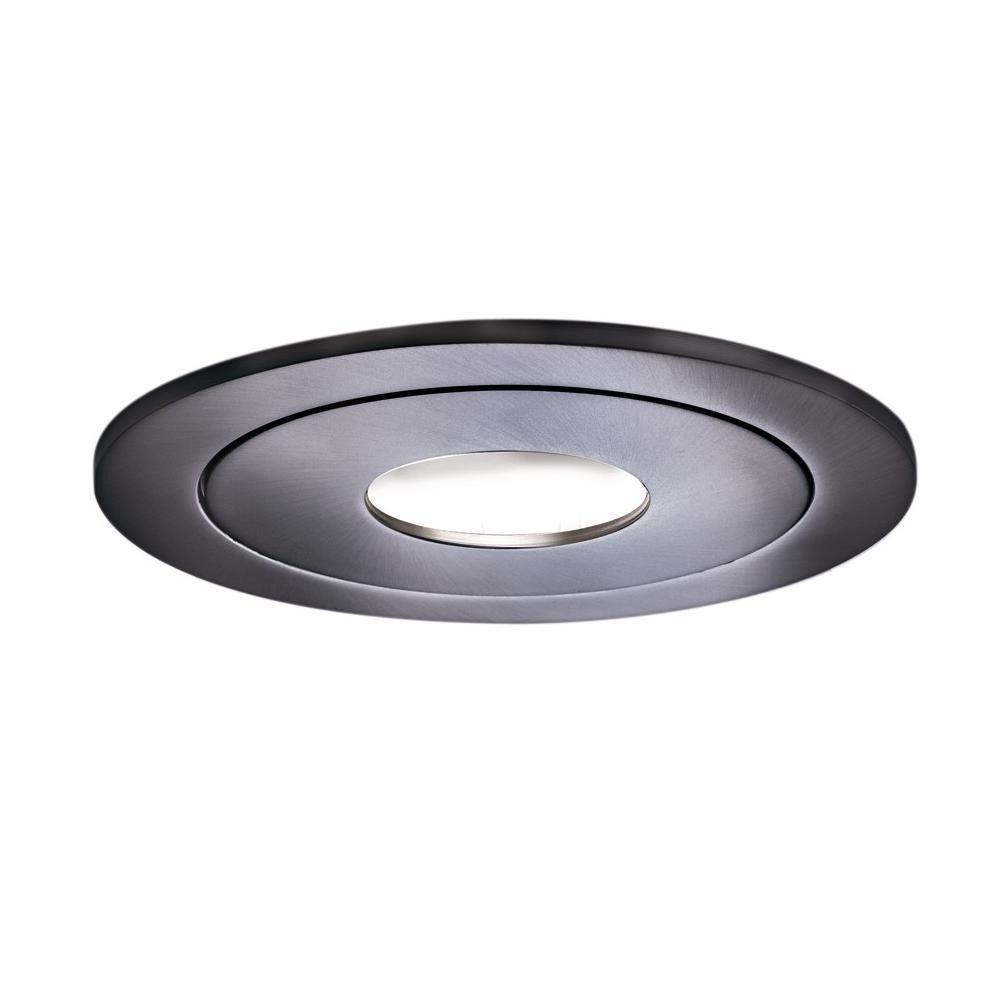 990 Series 4 in. Tuscan Bronze Recessed Ceiling Light Pinhole Trim