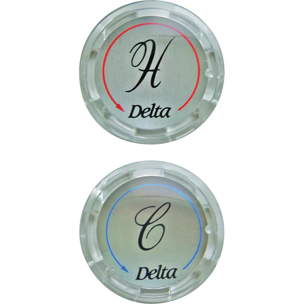 Clear Handle Button Set-RP19659 - The Home Depot