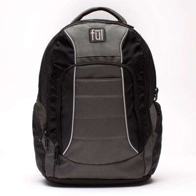 Ignition Laptop Backpack Fits Laptops Up to 15 in. in Black