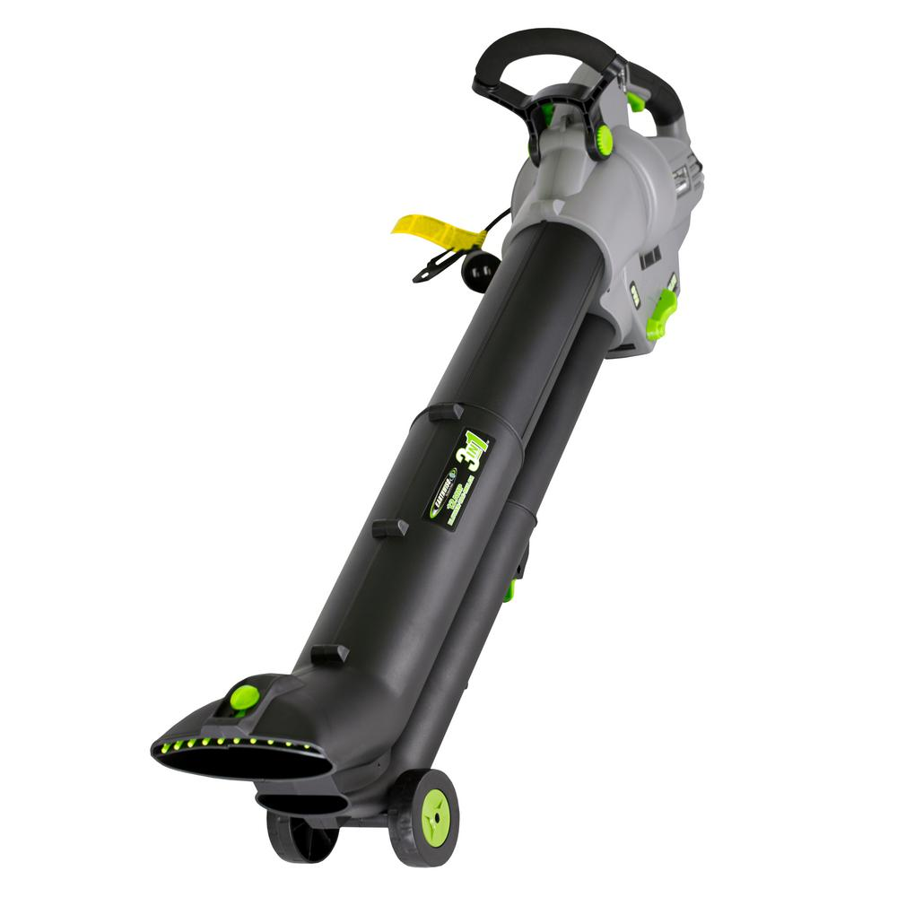 Earthwise 160 Mph 554 Cfm 12 Amp Corded Electric Blower