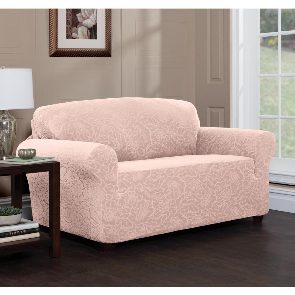 Stretch Sensations Fl Sofa Slipcover
