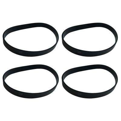 Style 12 Belts Replacement for Dirt Devil Part 3910355001 (4-Pack)