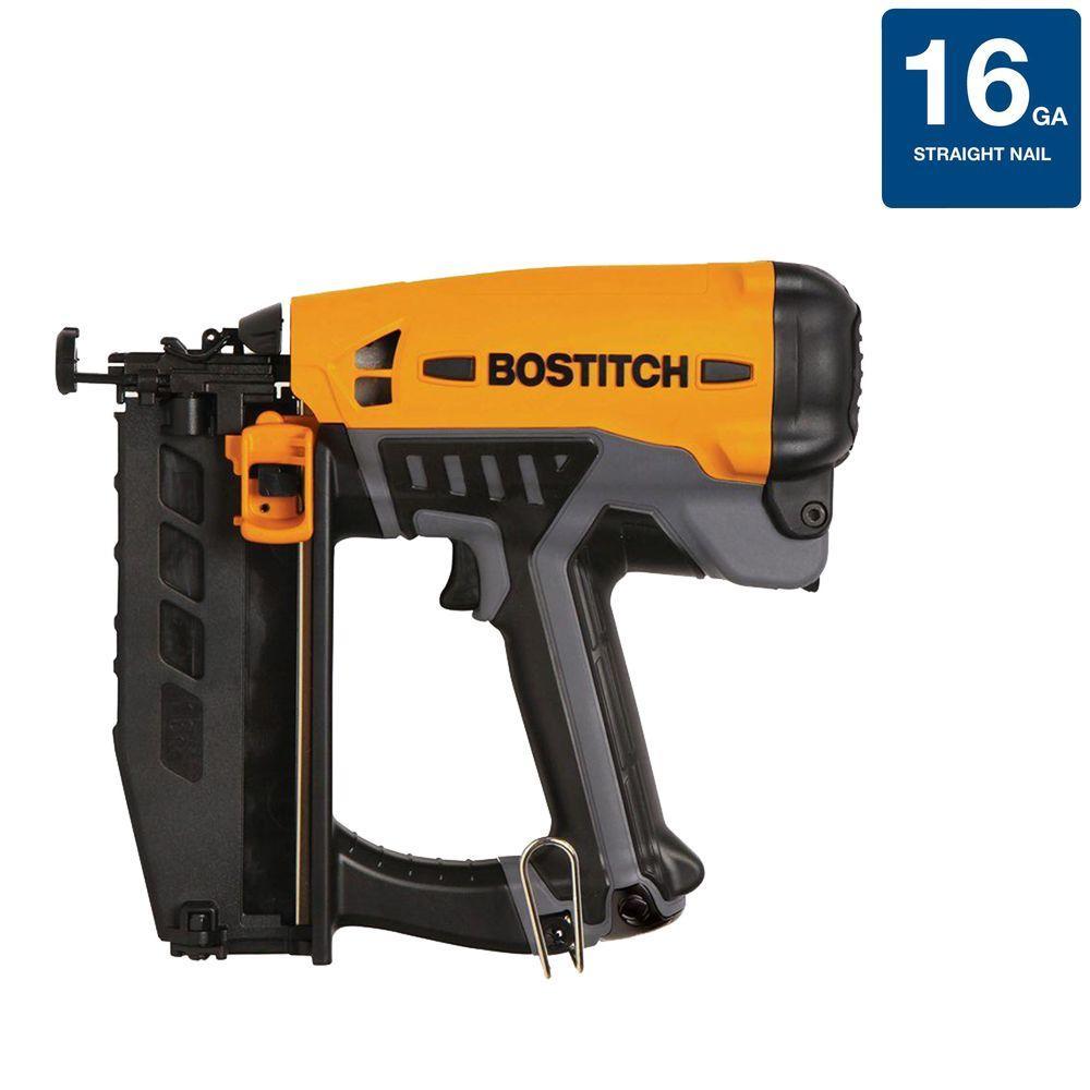 Bostitch 16-Gauge Straight Nailer