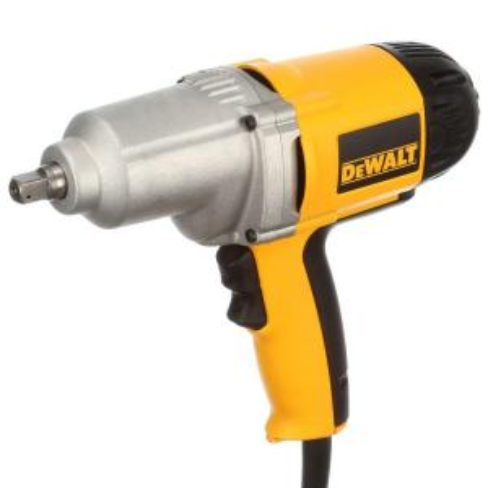 Dewalt 1/2 inch (13 mm) Impact Wrench with Detent Pin Anvil by DEWALT
