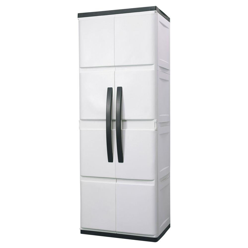 HDX 26 in. Plastic Cabinet-DISCONTINUED