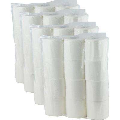 2-Ply White Professional Bulk Packaged Bathroom Tissue Toilet Paper (450-Sheets Per Roll 48-Rolls Per Pack)