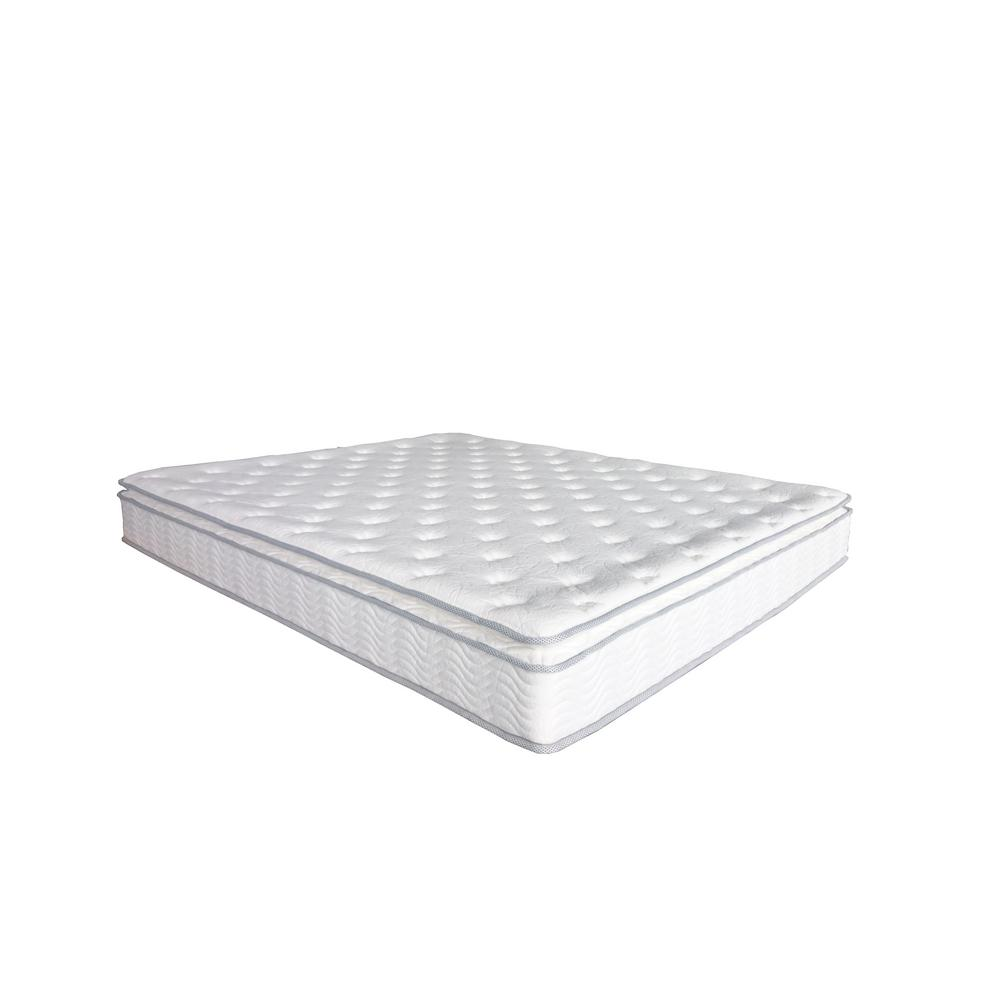 Primo Knox 9 in. Twin Pocket Coil Mattress