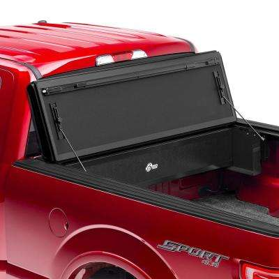 Box 2 Tonneau Cover Tool Box - 15-19 F150