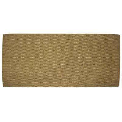 Weather Weave Sand 24 in. x 52 in. Door Mat