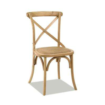 Paris Oak Side Chair (Set of 2)