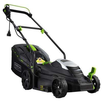 14 in. 11 Amp Corded Electric Walk Behind Push Mower