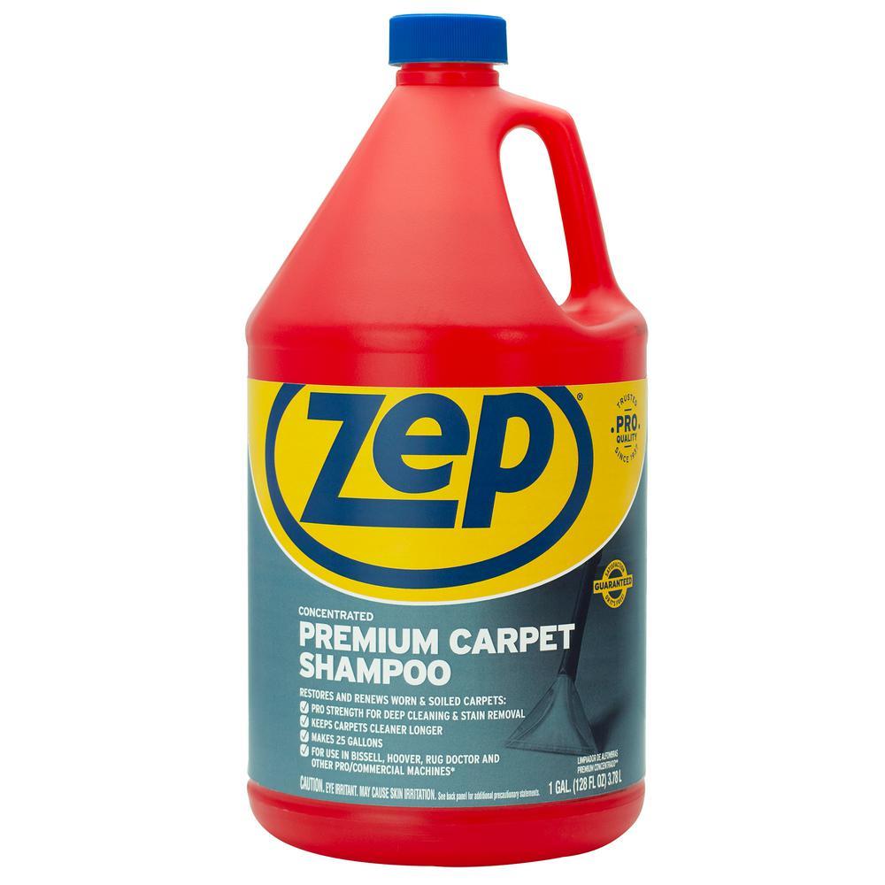 Zep 1 Gal Premium Carpet Shampoo Zupxc128 The Home Depot
