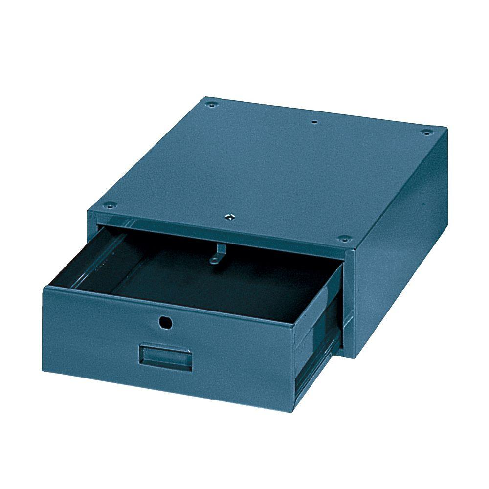 Edsal 7 in. H x 17 in. W x 20 in. D Stacking Tool Storage Drawer
