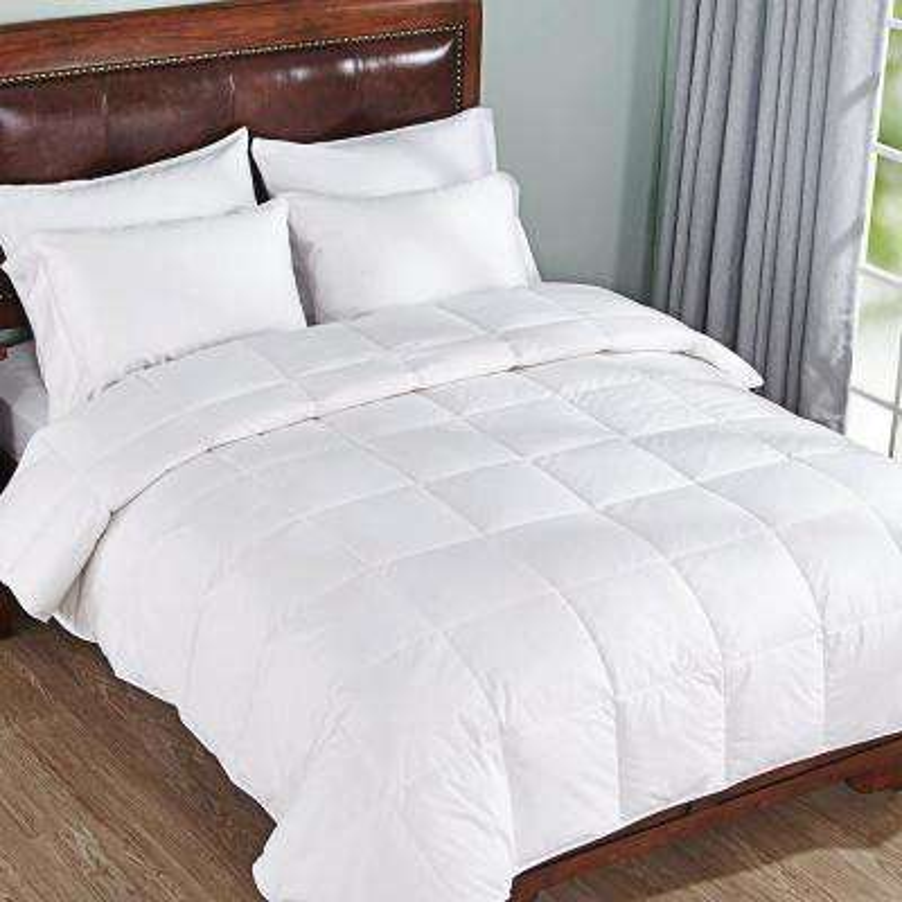 Lightweight King Down Comforter