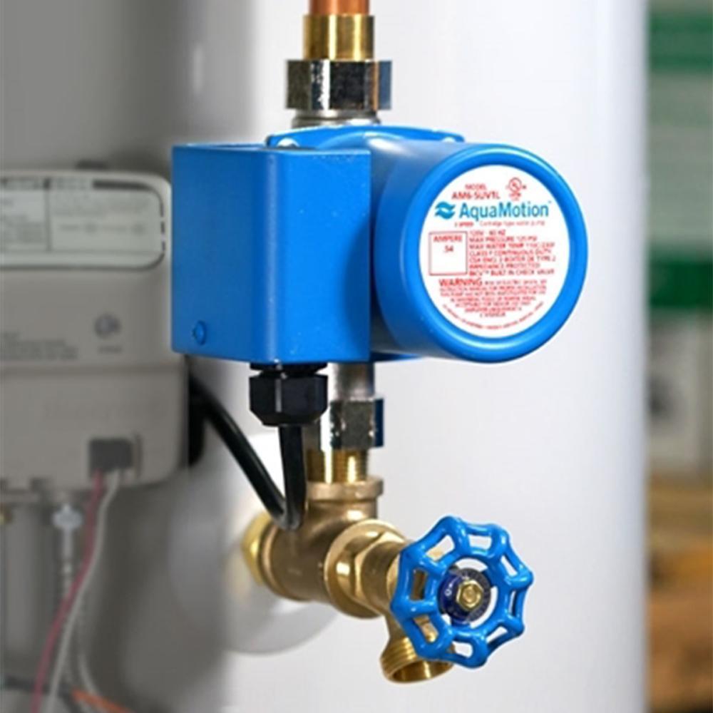 Instant Hot Water Recirculation System AHR Award Winning