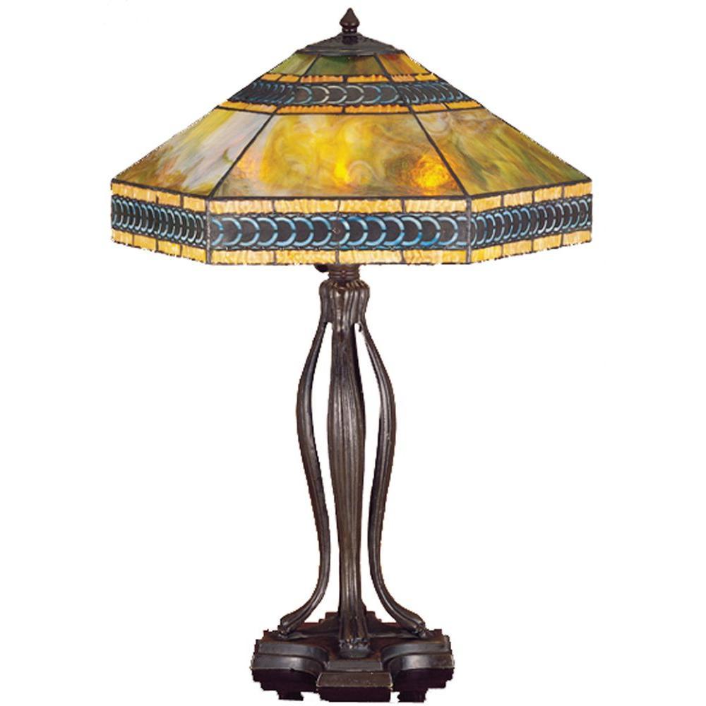 Illumine 3 Light Cambridge Table Lamp