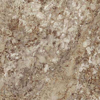 60 in. x 144 in. Laminate Sheet in Autumn Carnival with Premium Quarry Finish
