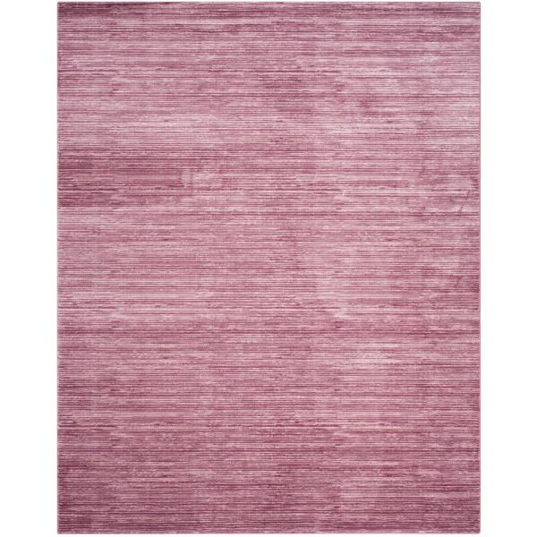 Vision Grape 8 ft. x 10 ft. Area Rug