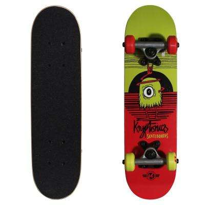 Big Eye 22 in. Locker Skateboard