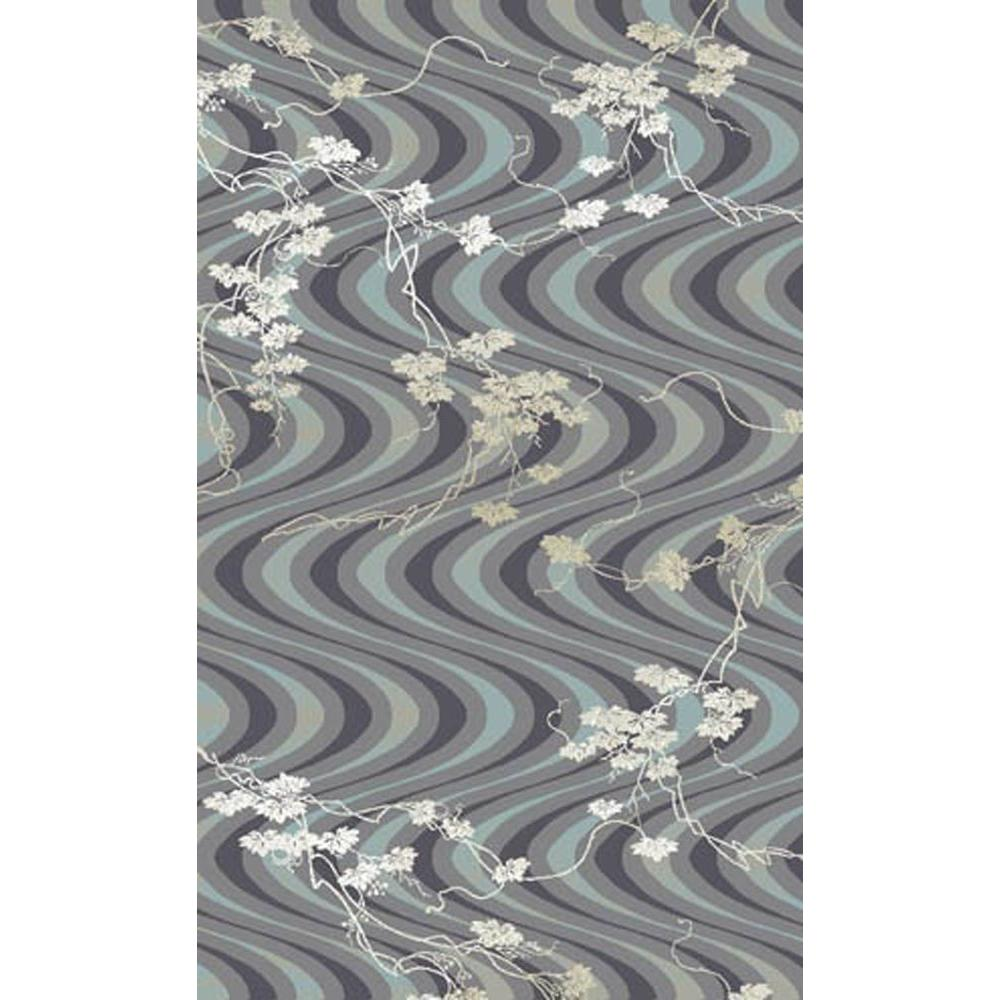 LA Rug Palazzo Collection Multi 7 ft. 3 in. x 10 ft. Indoor Area Rug
