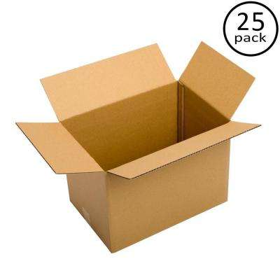 16 in. x 12 in. x 10 in. 25 Moving Box Bundle