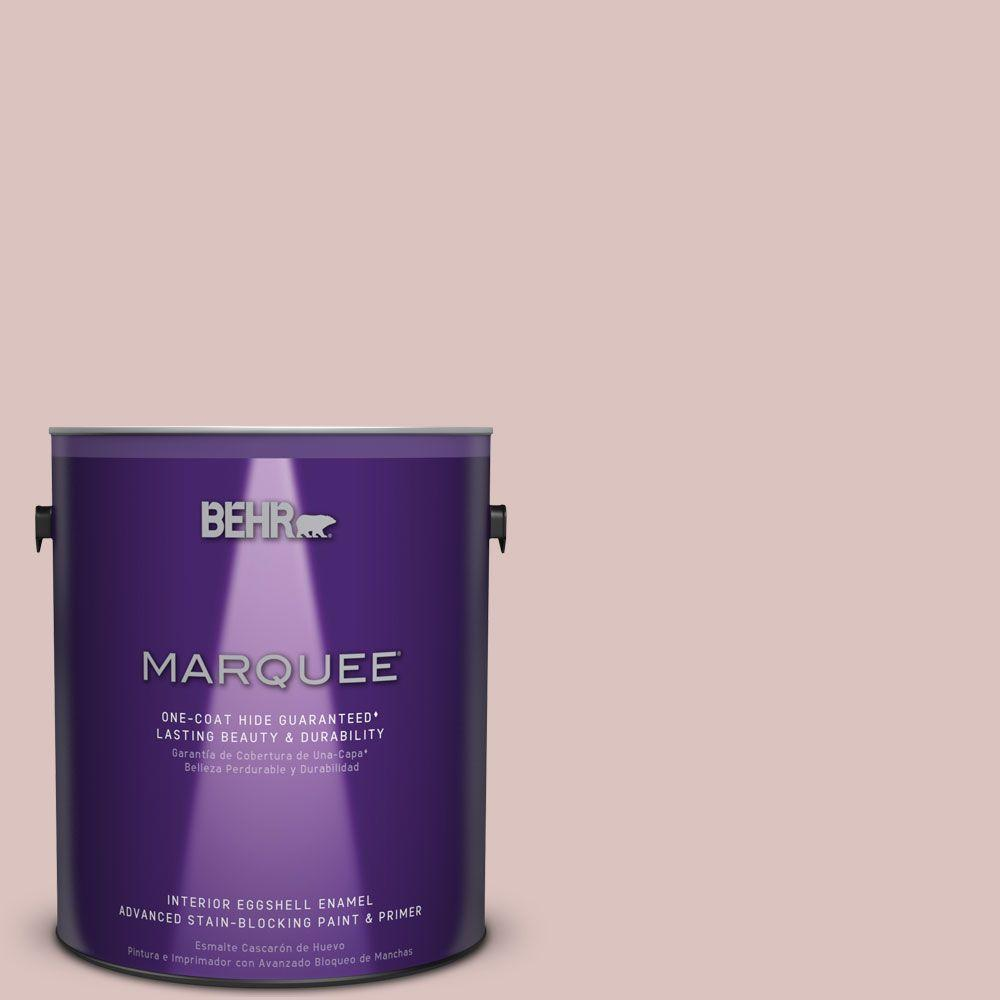 1 gal. #MQ3-5 Bella Mia One-Coat Hide Eggshell Enamel Interior Paint