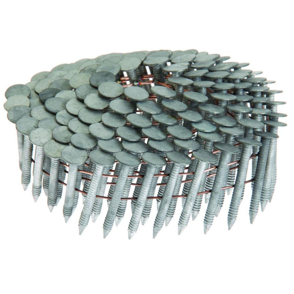Grip Rite 1 1 4 In X 0 120 In 15 176 Hot Galvanized Ring