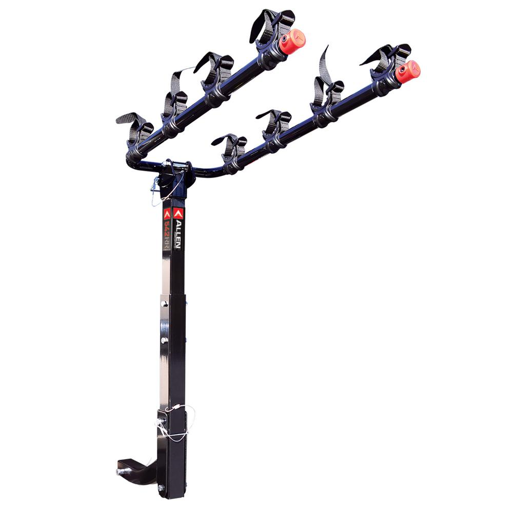 mount rack bike thule bikes parkway hitch