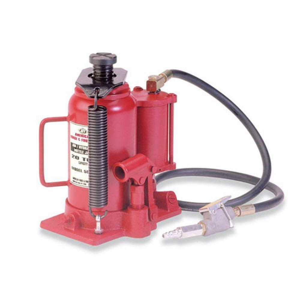 Air/Hydraulic Bottle Jack