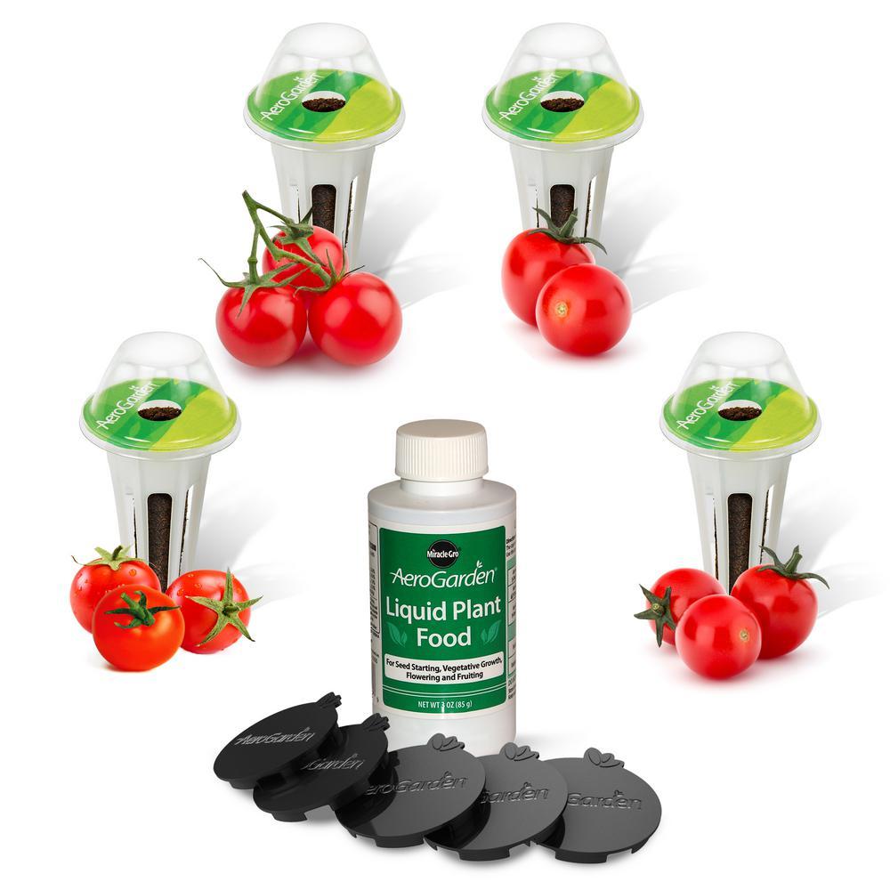 Red Heirloom Cherry Tomato Seed Pod Kit (9-Pod Gardens)