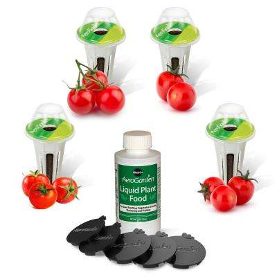 AeroGarden Red Heirloom Cherry Tomato Seed Pod Kit (9-Pod Gardens)