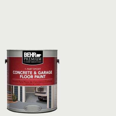 1 gal. #52 White 1-Part Epoxy Concrete and Garage Floor Paint