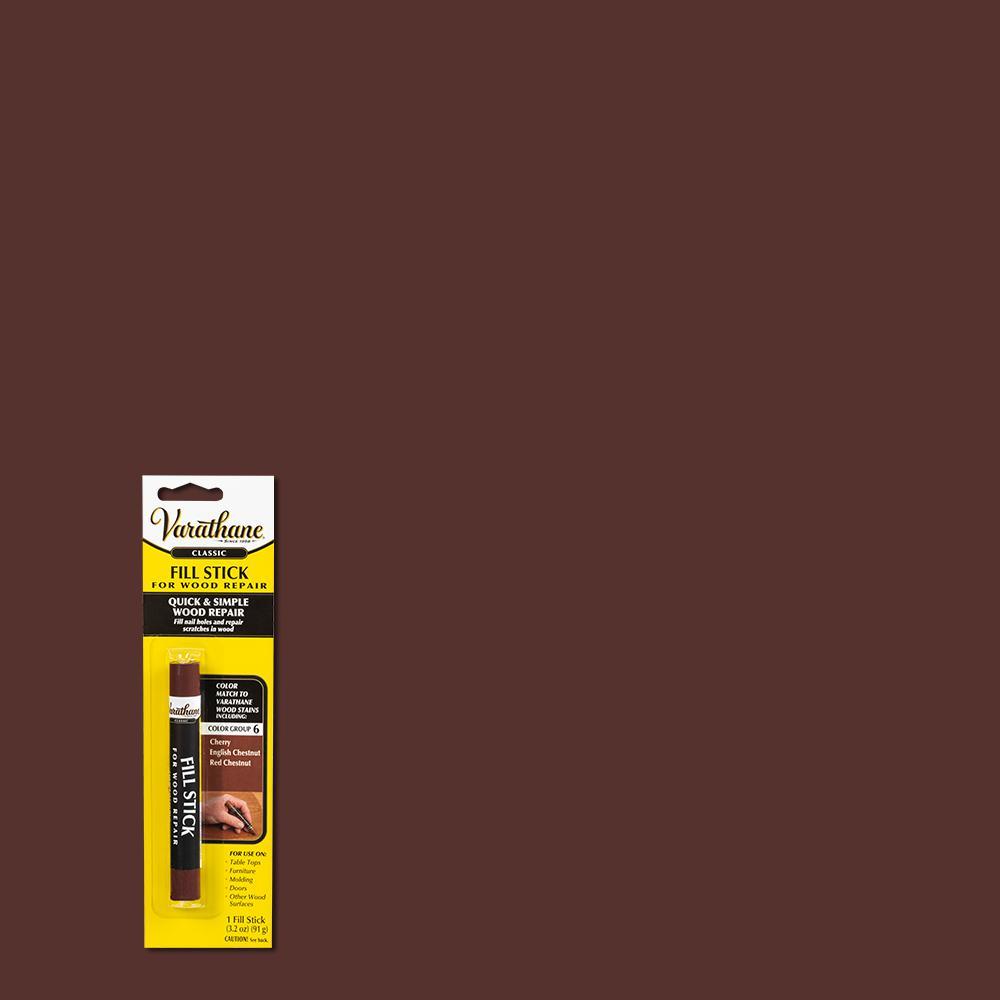 Varathane 3.2 oz. English Chestnut Wood Fill Stick (8-Pack)
