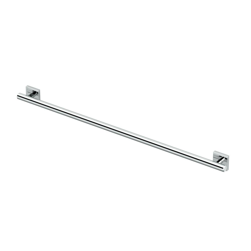 Gatco Elevate 42 in. Grab Bar in Chrome-948 - The Home Depot