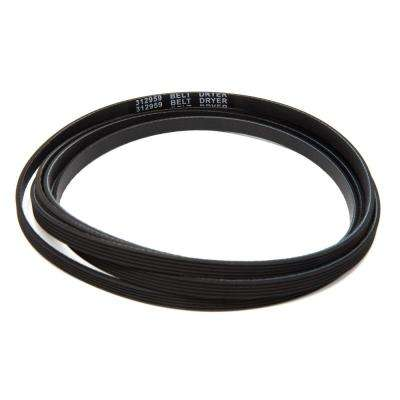 Dryer Drive Belt (OEM Part Number 312959)