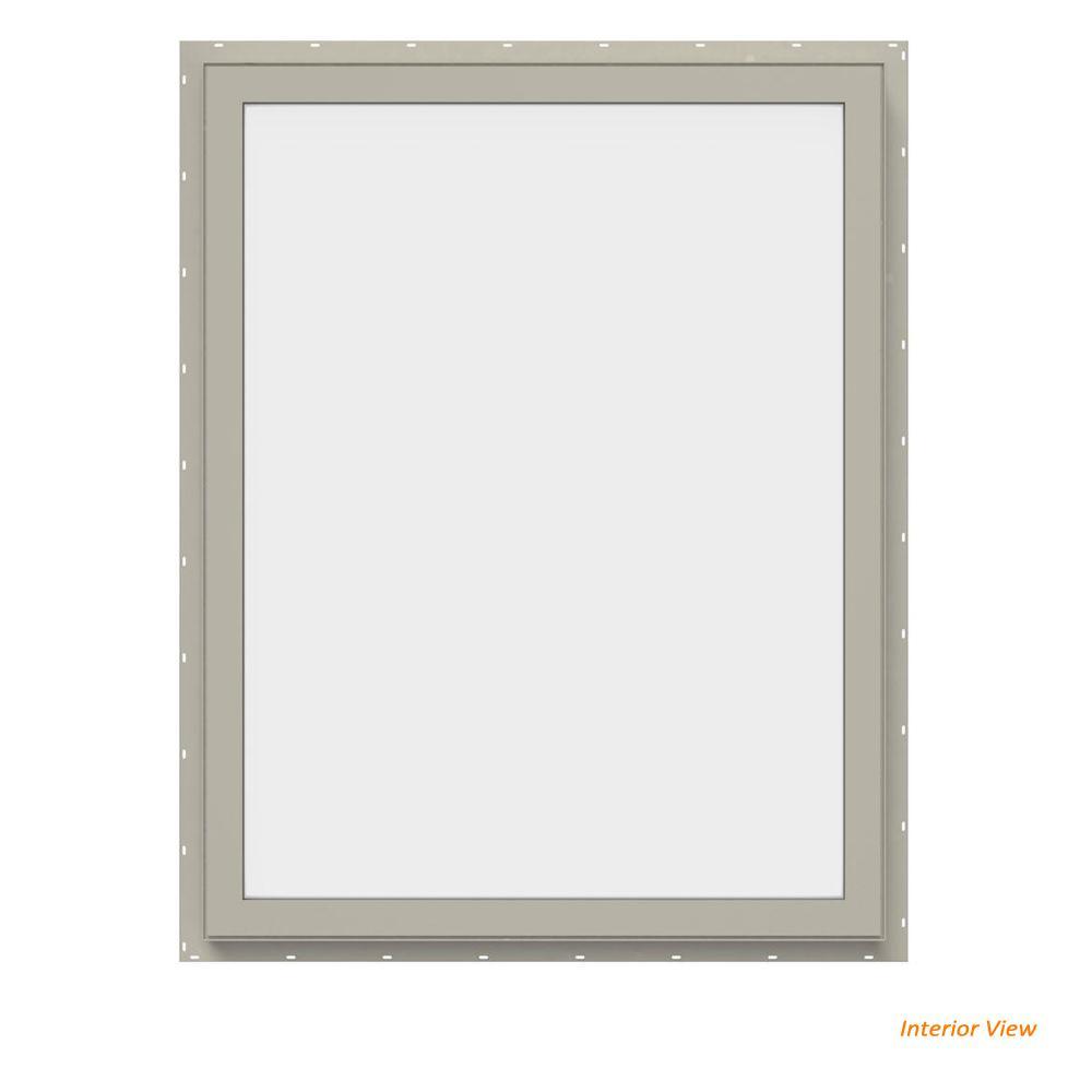 29.5 in. x 35.5 in. V-4500 Series Desert Sand Vinyl Picture