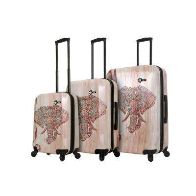 Joao 3-Piece Elephant Spinner Luggage Set