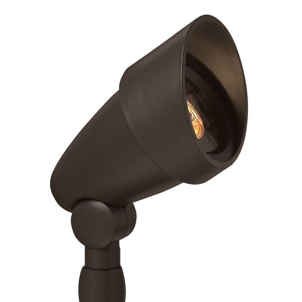 Hinkley Lighting Low-Voltage 50-Watt Bronze MR16 Composite Spot Light