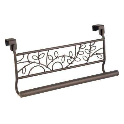 Over-the-door - Bronze - Towel Bars - Bathroom Hardware - The Home Depot