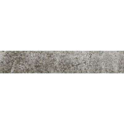 Newberry Grafite Matte 2.36 in. x 10.63 in. Porcelain Floor and Wall Tile (6.612 sq. ft. / case)