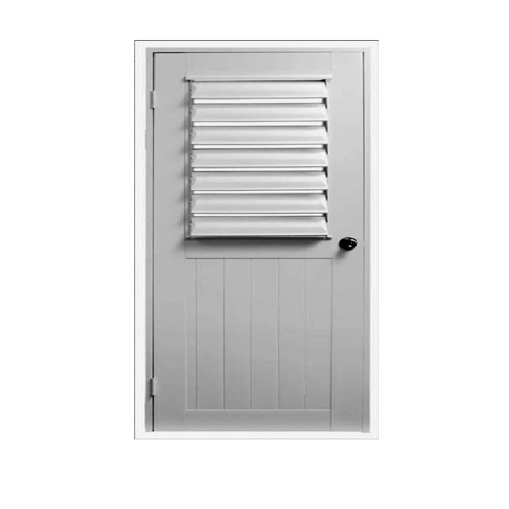 Air Master Windows and Doors 38 in. x 84 in. Titan Flush White Painted  sc 1 st  The Home Depot & Air Master Windows and Doors 38 in. x 84 in. Titan Flush White ...
