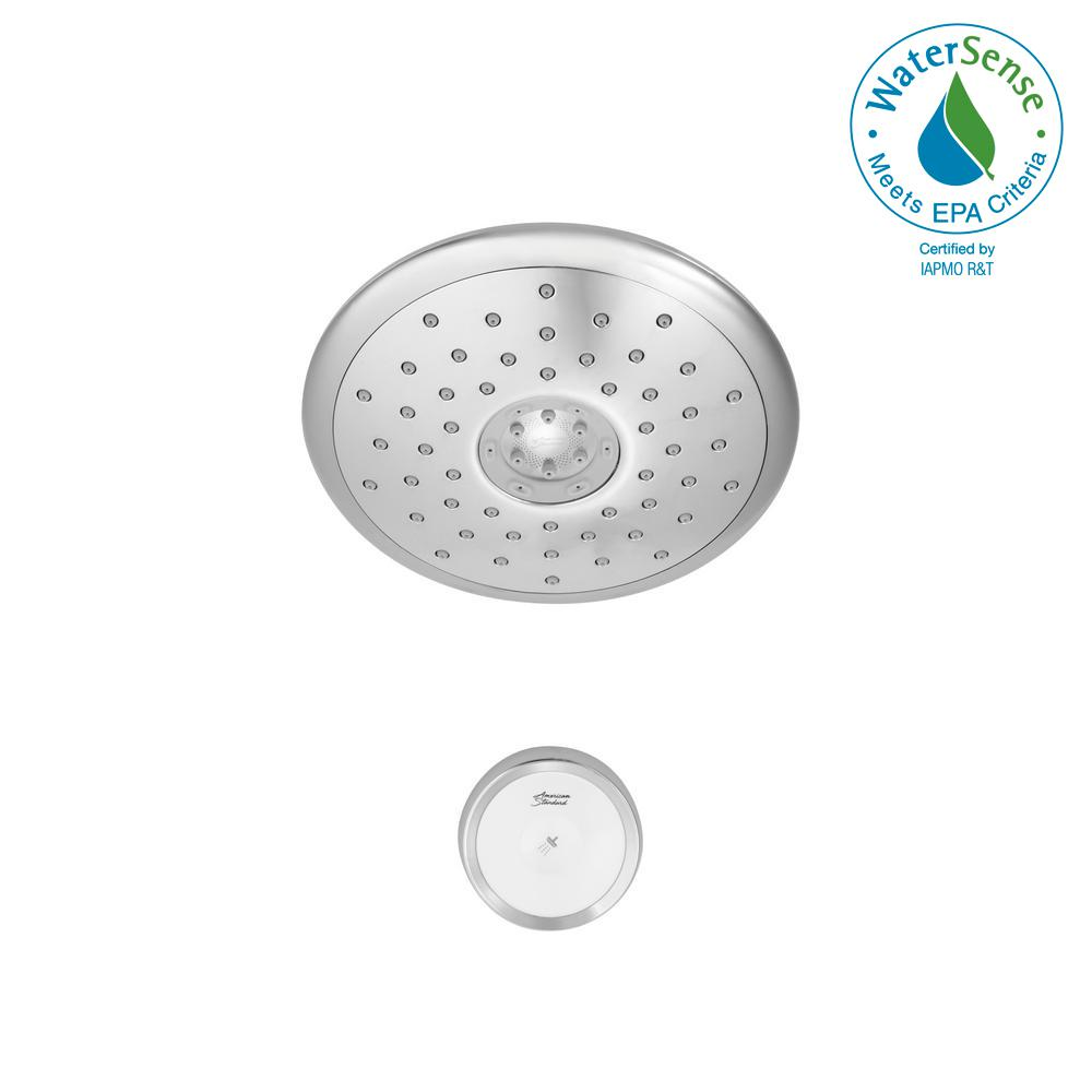 American Standard Spectra+ eTouch 4-Spray 7 in. Fixed Showerhead with 1.8 GPM in Chrome