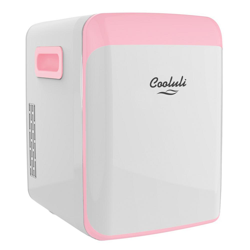 Cooluli Classic-15L Compact Thermoelectric Cooler And Warmer Mini Fridge